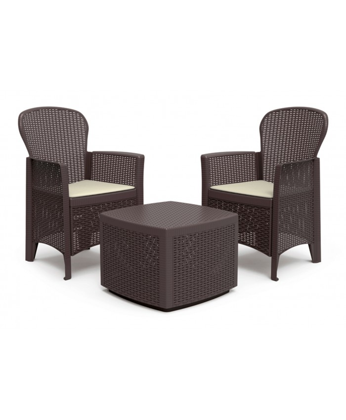 Набор мебели для сада Tree Set Marrone