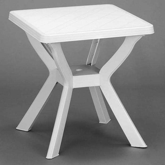 Стол для улицы и сада Reno Bianco