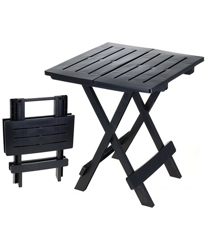 Стол складной TEVERE Antracite для улицы и сада