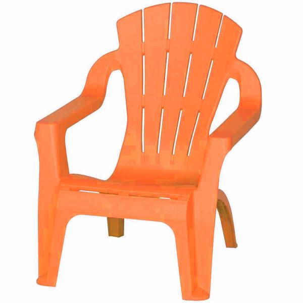 Моноблочный детский стул Selva mini Orange
