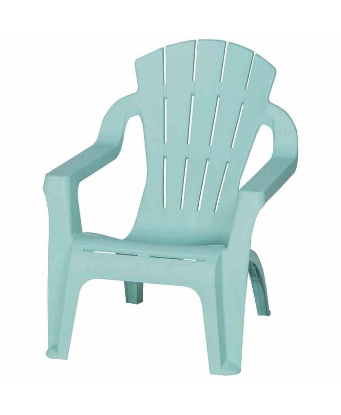 Моноблочный детский стул Selva mini Blue