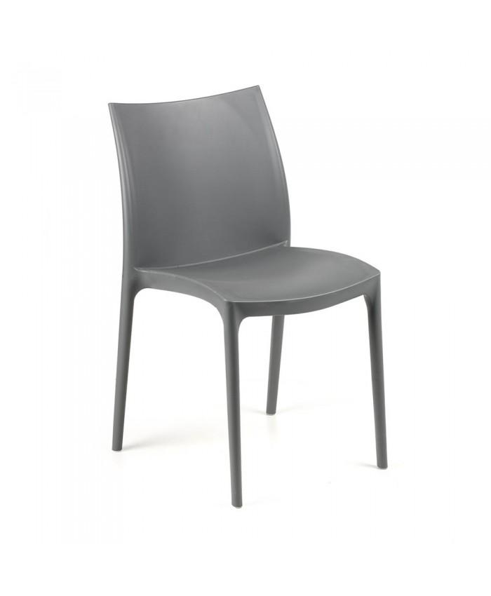 Садовый стул Zip Grigio