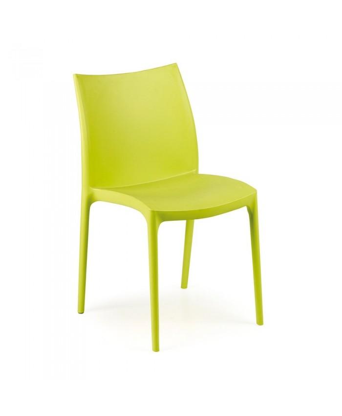 Садовый стул Zip Verde Lime