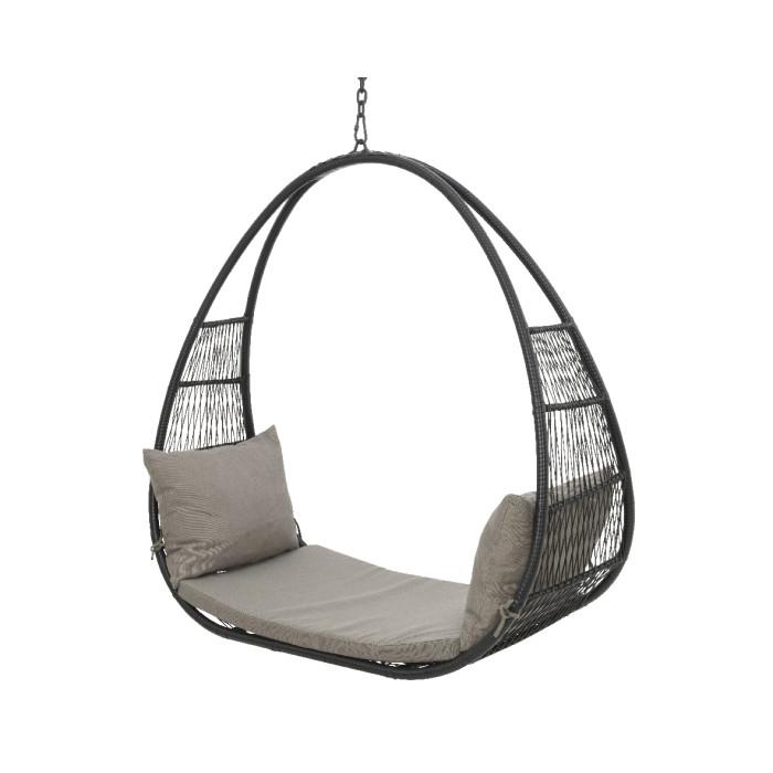 Подвесное кресло Ibiza Party Grey