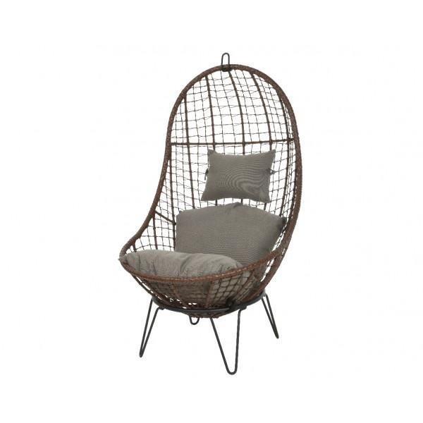 Кресло Malta Brown