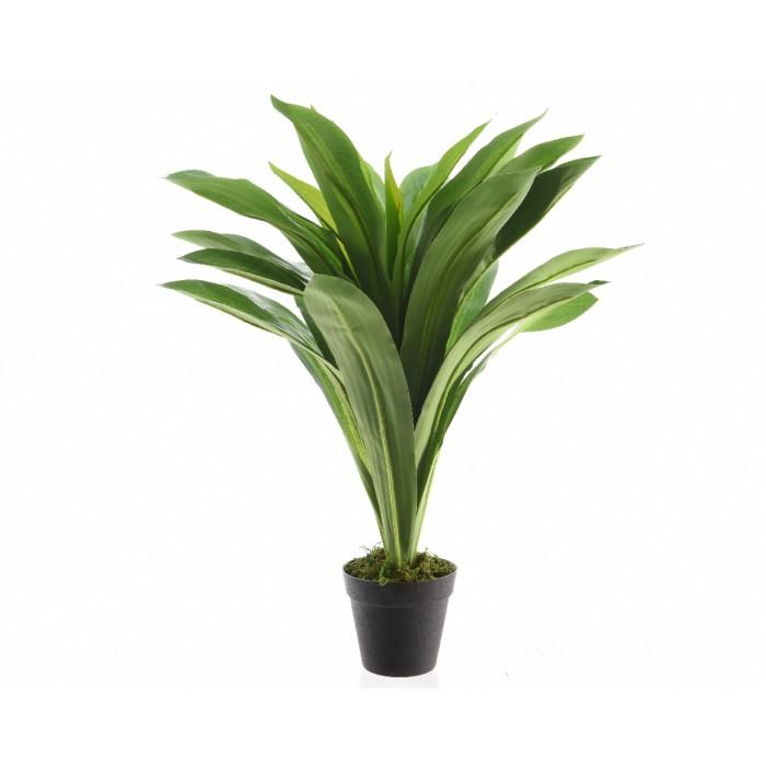 Искусственное растение Hippeastrum в горшке, 60 см
