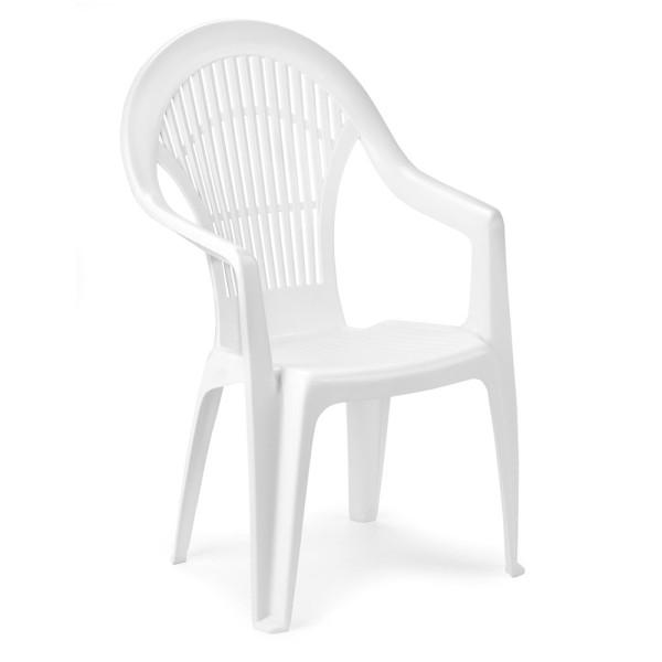 Составной стул Vega White