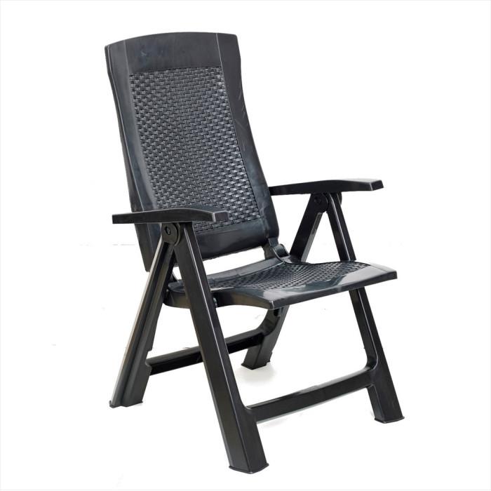 Складной стул Gold Antracite