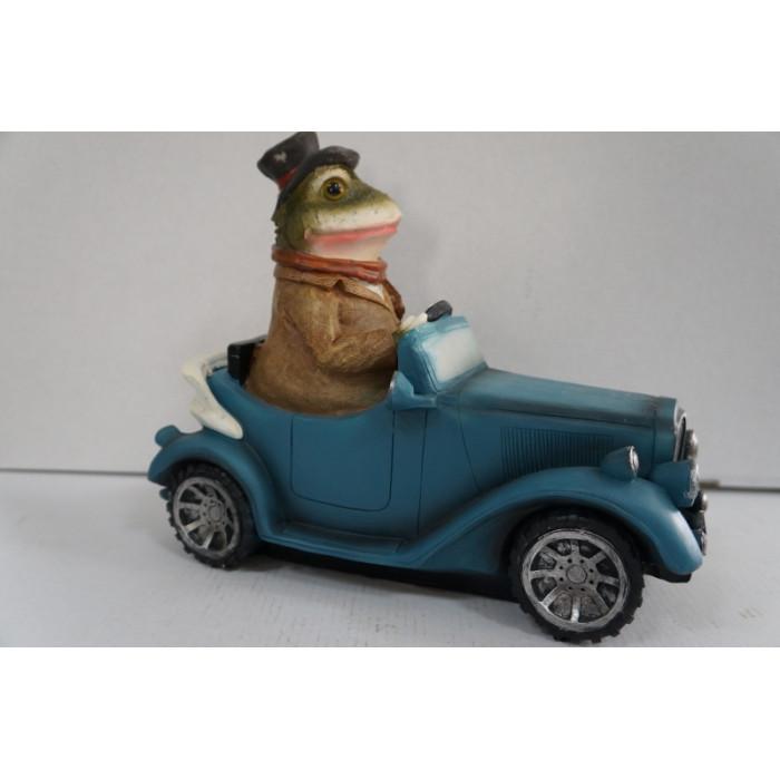 Фигура декоративная Лягушка