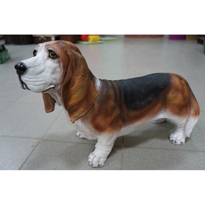 Фигура декоративная Собака