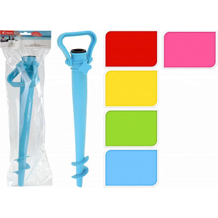 Подставка для зонта пляжного с зажимом