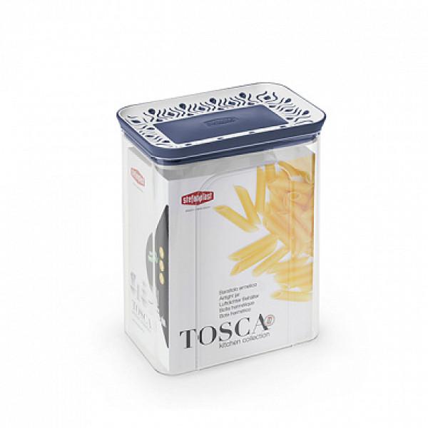 Банка/контейнер для хранения продуктов с крышкой Tosca