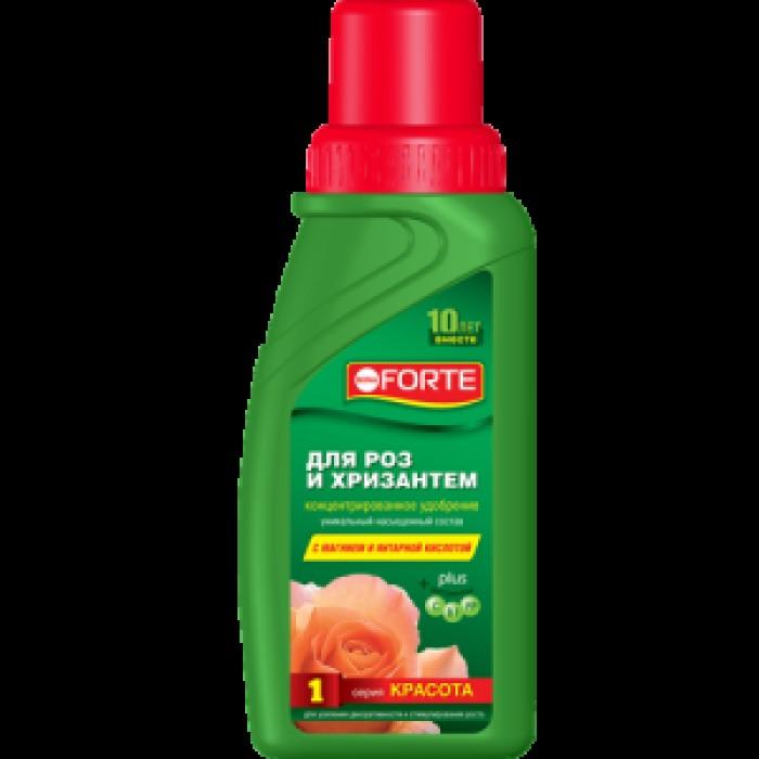 BF Bona Forte Жидкое компл удобрение для всех сортов роз и хризантем